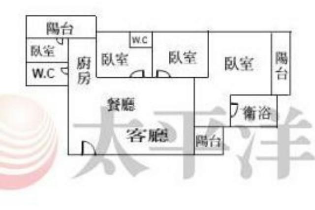 慶平路四房附車位,台南市安平區慶平路