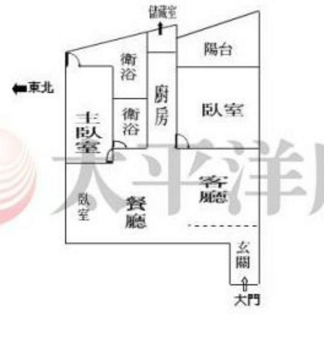 西門路裝潢三房平車,台南市北區西門路三段