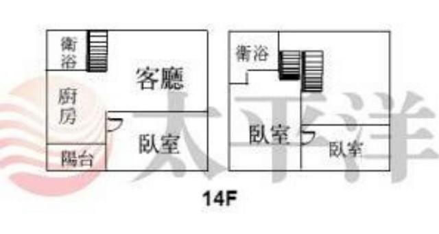 市府景觀3房,台南市安平區建平八街