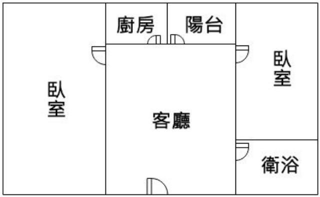 五期凱旋2房平車,台南市安平區健康路三段