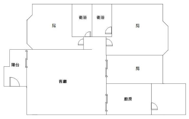 南應大工業風三房,台南市中西區中正北路