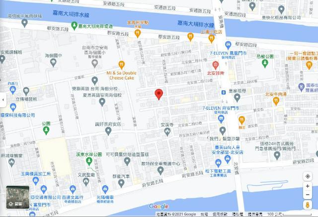 安南區大面寬需整理懷舊大透天,台南市安南區府安路五段