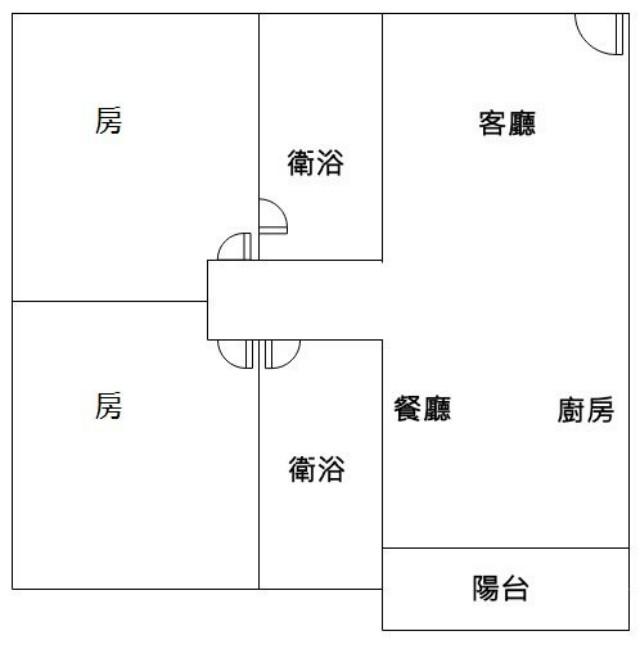 皇龍湖美藝朗2房車位,台南市中西區中華西路二段