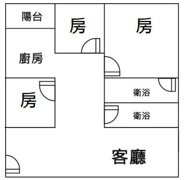 安小裝潢三房,台南市安平區永華六街