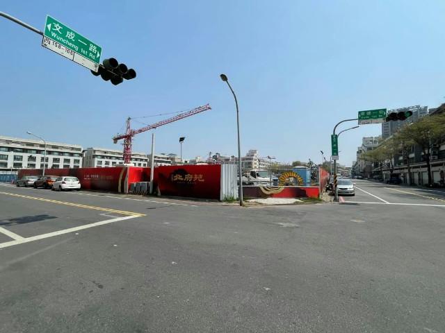北區文元豪宅建地,台南市北區北元段