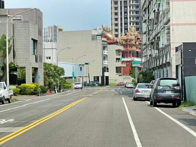 郡平路商圈美建地,台南市安平區金城段